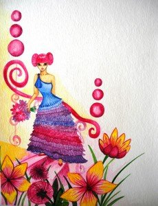 MIOKO : La princesse arc-en-ciel