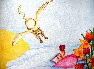 La princesse arc-en-ciel et Nolas : Le prince des nuages Photo-123-300x222